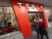 Tesla Car Dealership