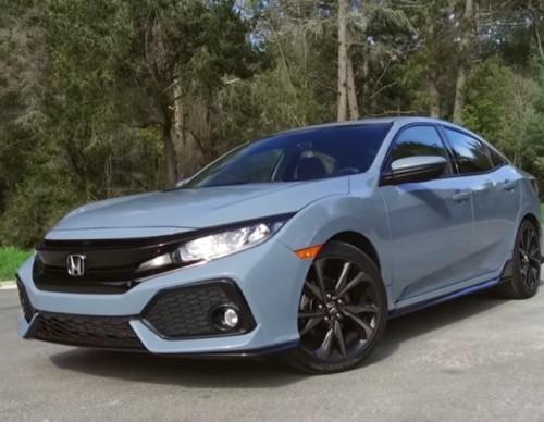 2017 Honda Civic Returns With A Hatchback