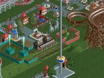 Atari's 'RollerCoaster Tycoon Classic' Now Available On iOS And Android