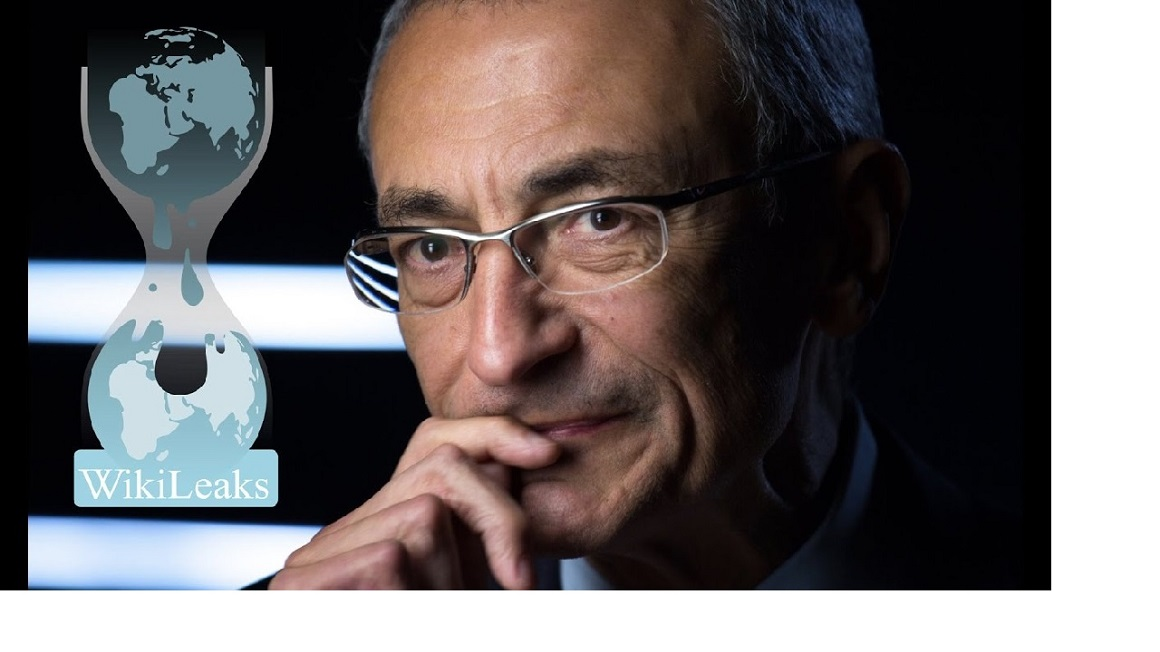 More SHOCKING Findings in WikiLeaks' Release of Podesta's Emails Surface