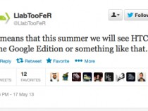 HTC One Google Edition Rumored For Summer Release