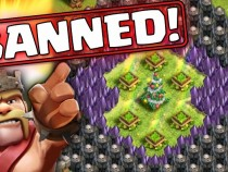Clash Of Clans Banned In Iran Due To Psychological Issues