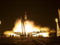 Expedition 50 Soyuz Launch