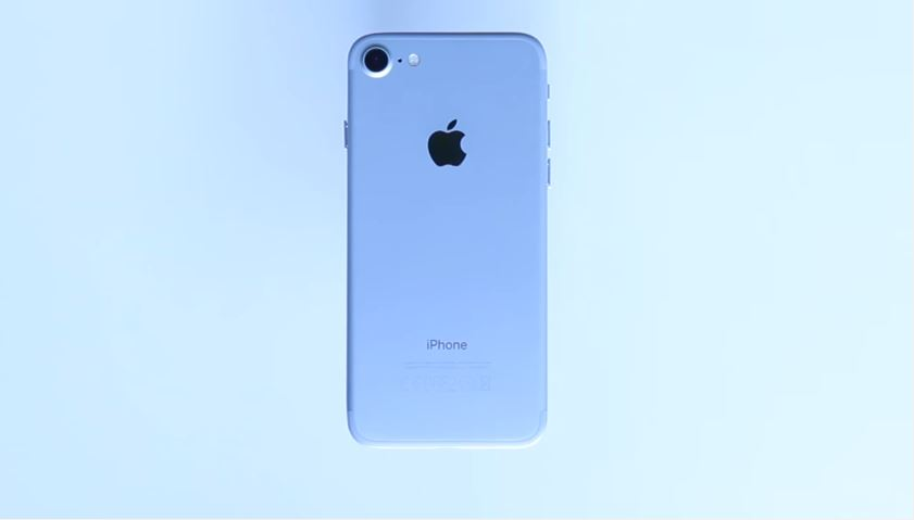 Apple Plans To Release 'iPhone 7s' In Early 2017; Will Feature Vertical Dual-lens Array