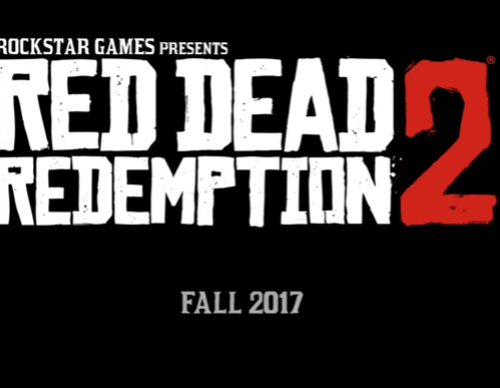 Marketing Campaign For Red Dead Redemption 2 Has Begun