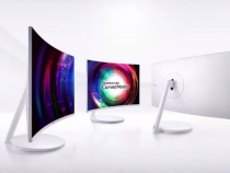 Samsung Launches Quantum Dot Curved Monitor Series