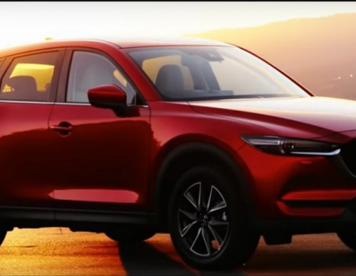 Mazda Says 2017 CX-5 Orders Can Now Be Placed In Japan