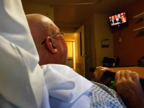 Hospice Patients Watch Obama's Address To Congress On Health Care