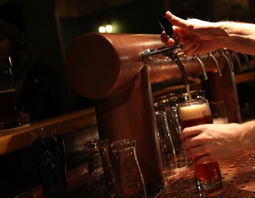 Artisanal Beer Brewers Find Growing Niche In Berlin