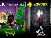 PlayStation Plus Freebies For January 2017 Revealed: 'Titan Souls', 'Blazerush', And More