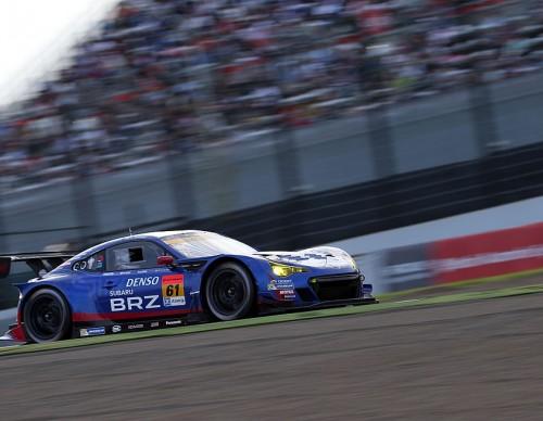 2014 AUTOBACS SUPER GT Round 6 43rd International SUZUKA 1000km - Final Race