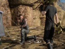 'Final Fantasy XV' Embodies The Perfect Road Trip In RPG: Fishing, Camping, And Taking Photos