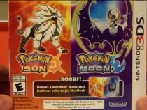 Pokemon Sun And Moon; Final Fantasy XV Latest News: Both Are Amazon's Best Holiday Season Sellers