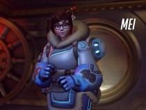 Overwatch Mei's Disappearing Ult Bug Will Be Fixed Via Next Patch