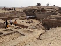 Egypt archaeologists