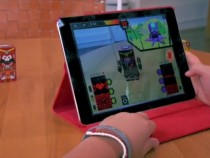 Augmented Reality Making Mark in Toy Industry