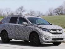 2018 Honda CR-V Spied: Here's What The Next Model Brings