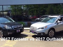 Sibling Rivalry: 2017 Subaru Outback vs 2017 Forester