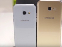 Samsung Unveils A5 & A3 2017: Water & Dust Resistance In 5.2 & 4.7-Inch Screens
