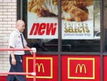 McDonalds Adds Chicken Strips To Its Menu