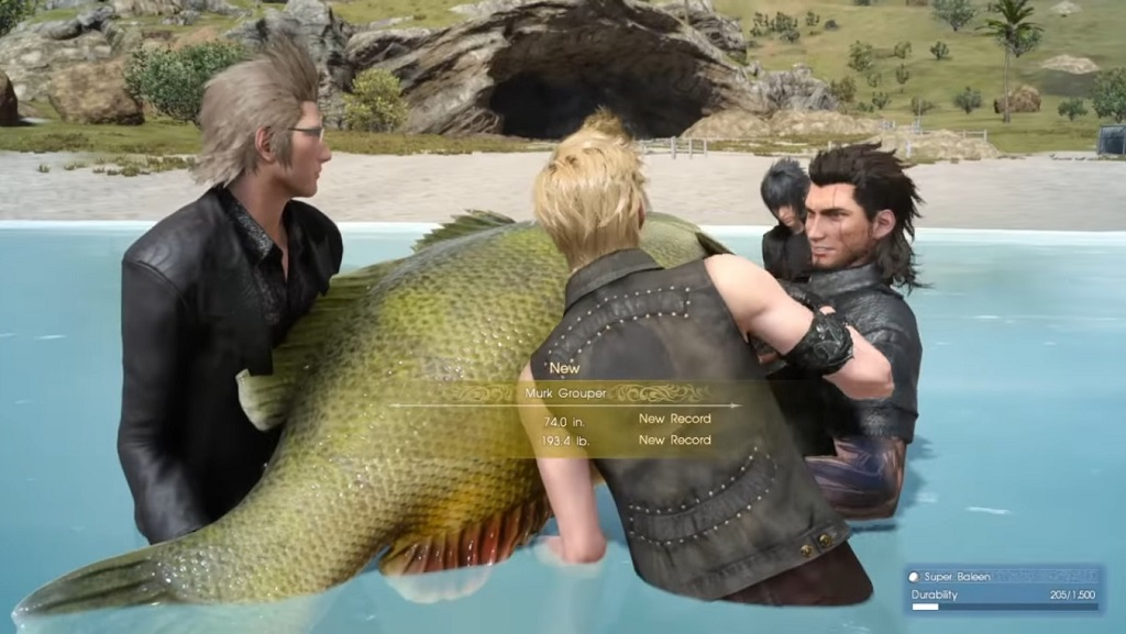 'Final Fantasy XV' Guide: How To Catch Giant Fish 'Devil of Cygillan' In Angler's Nightmare Quest