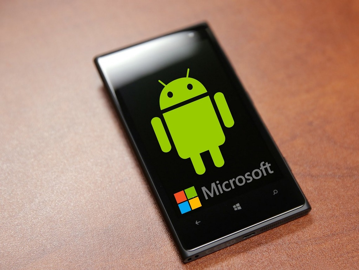 Install Android apps on windows phone 10