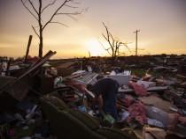 Tornado in Moore, Oklahoma