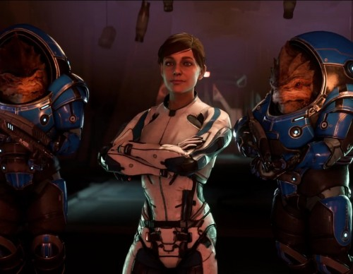 Mass Effect: Andromeda Finally Had Its Release Date Revealed