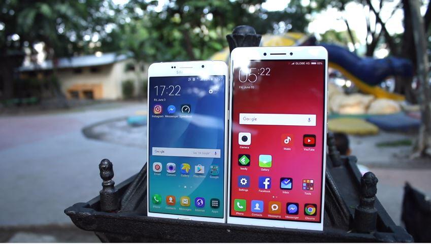 Samsung Galaxy S8 Vs Xiaomi Mi 6: Battle Between The Phones Of The Future