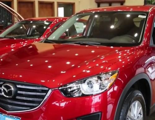 Auto Family Feud: Mazda CX-5 vs CX-3, Winner Takes All