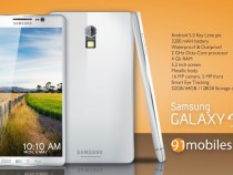 Concept Image And Specifications Of The Samsung Galaxy S5