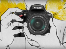 Send Photos Instantly To Your Phone With The New Nikon D5600 DSLR