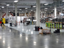 Tesla's Gigafactory Is Up, Running And Building Battery Cells