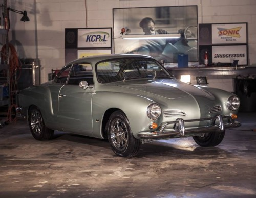 VW Karmann Ghia