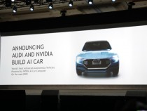 NVIDIA Partners With Audi, Promises Self-Driving Car By 2020