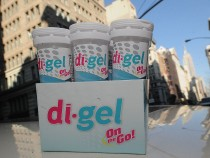 di-gel Helps New Yorkers 'Undo' Black Friday