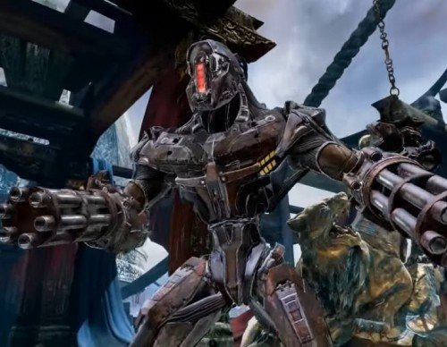 'Killer Instinct' Reveals New Character Kilgore With New Weapons In Latest DLC; Available Now