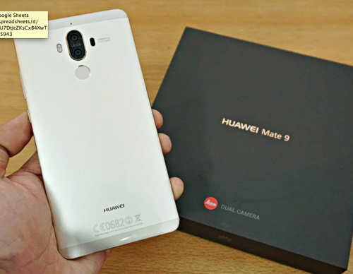 Huawei's Mate 9 Review: The First Smartphone With Alexa Preinstalled