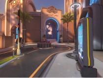 Overwatch Update Arabic Translations In The Oasis Map
