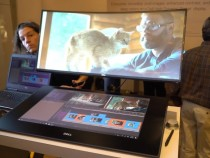 Dell Canvas and All-In-One at CES 2017