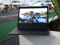 Toshiba Convertible Laptop With 360-Degree Hinge
