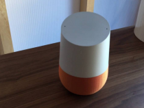 Two Google Homes Are Debating On Twitch Via Seebotschat