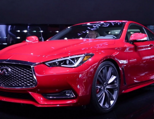 2017 Detroit Auto Show: Check Out All The Hot Cars In The Event