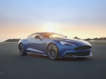2017 Aston Martin Vanquish S Becomes Even More Powerful