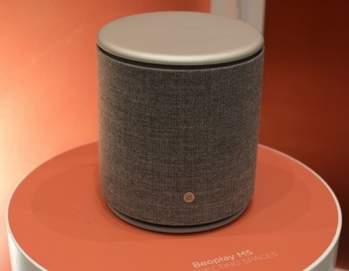 B&O's Beoplay M5 Is A Multi-Room Wireless Speaker With 'True360' Degree Sound