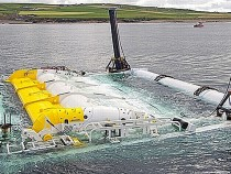 Oyster 800 wave power generator