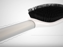 Hair Coach: Smart Hairbrush Can Tell Your Hair's Health Status