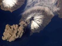 FILE: Eruption of Cleveland Volcano