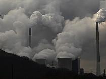 Coal plant emissions
