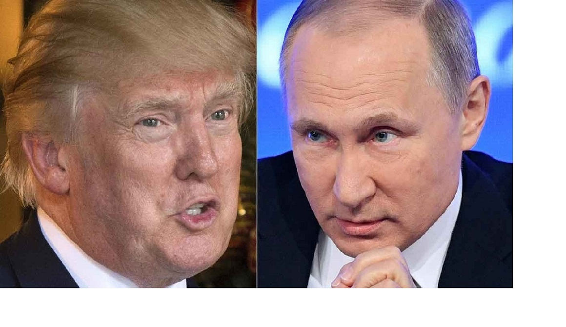 US intelligence agencies' report shows Putin ordered cyber attack to benefit Trump